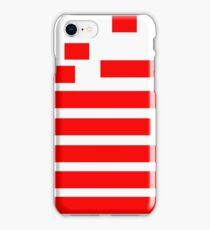 Scat, Scat, Scatter. iPhone Case/Skin