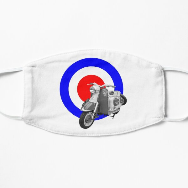 Scooter target Flat Mask