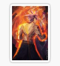 Son Of Igneel (Natsu Dragneel from Fairy Tail) Sticker