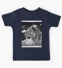Siberian Tiger  Kids Tee
