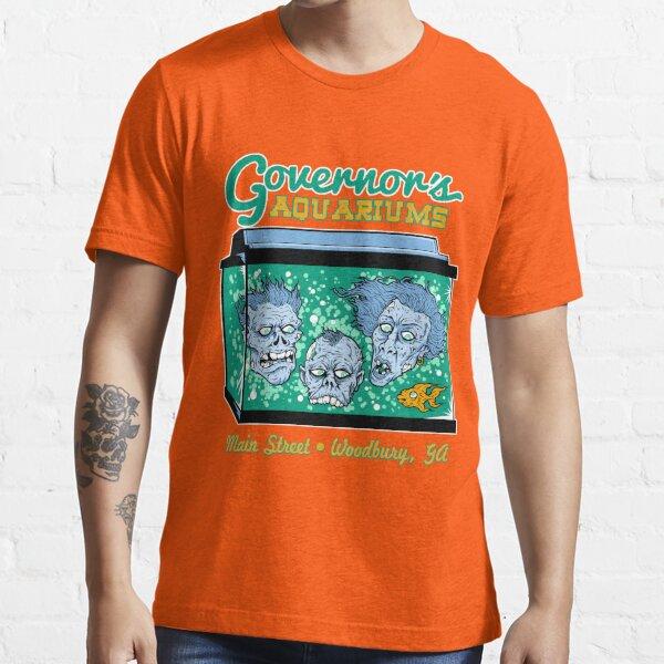 Governor's Aquariums Essential T-Shirt