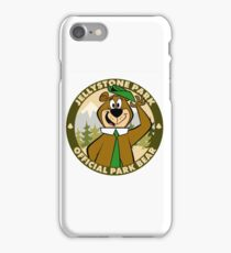 Y0Gi Bear Vintage! iPhone Case/Skin