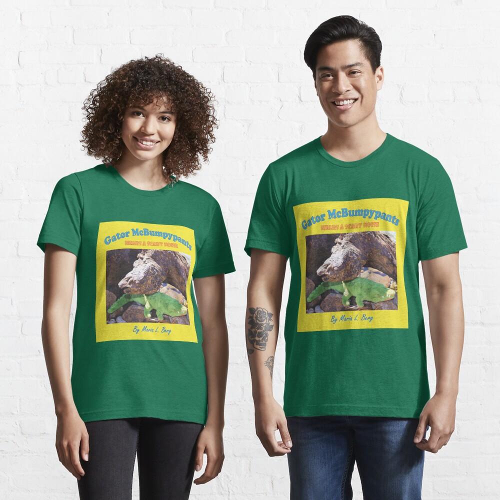 Gator McBumpypants Hears a Scary Noise - Cover Essential T-Shirt