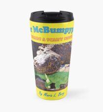 Gator McBumpypants Hears a Scary Noise - Cover Travel Mug