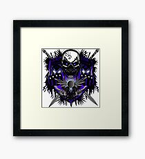Cool Skulls Framed Print
