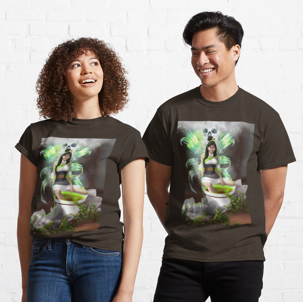 Poison Fairy Madness Classic T-Shirt