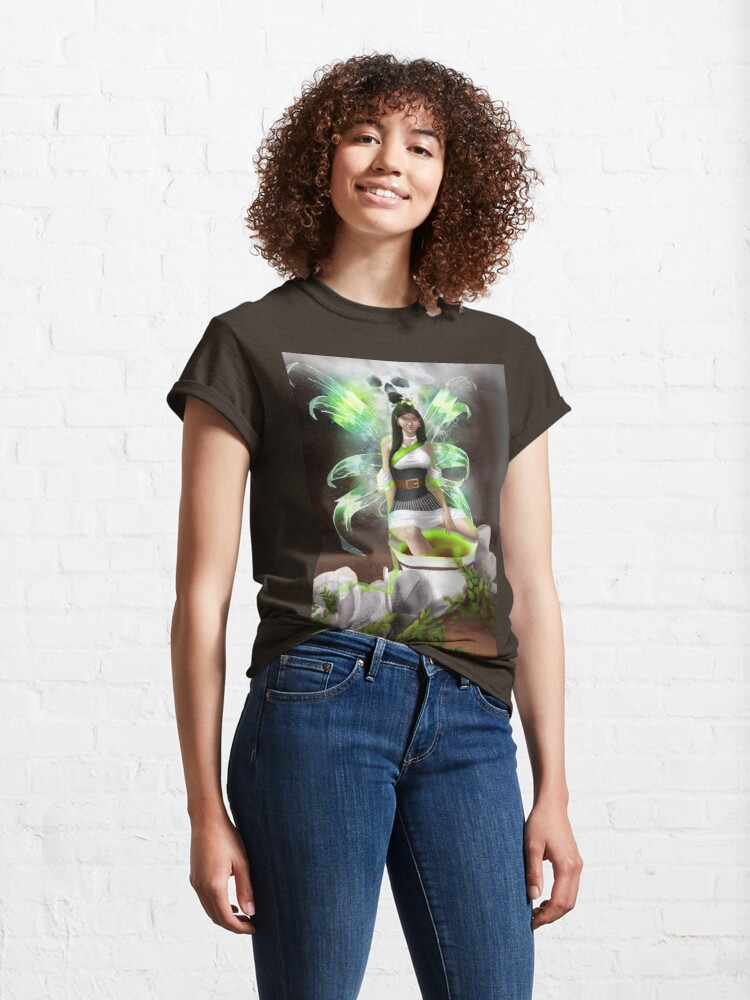 Alternate view of Poison Fairy Madness Classic T-Shirt