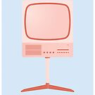 Braun FS 80 Television Set - Dieter Rams by Peter Cassidy