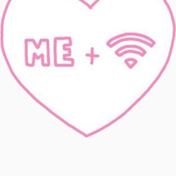 Me + Wifi by rock3199star