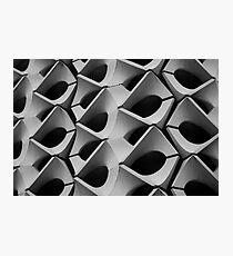 Concrete Facade - Chemnitz Photographic Print