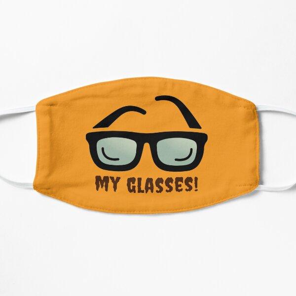 My Glasses! Velma Flat Mask
