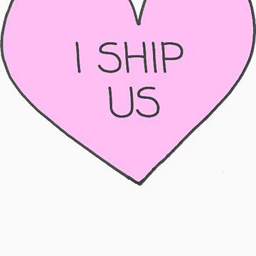 I ship us by rock3199star
