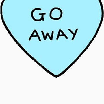 Go Away by rock3199star