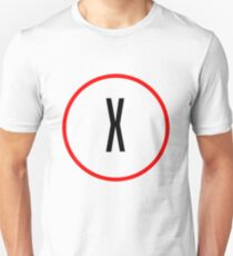X Files X T-Shirt