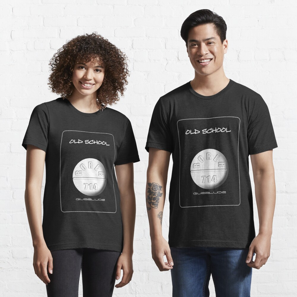 Old School (Quaalude) Essential T-Shirt