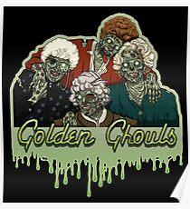 Golden Ghouls Poster