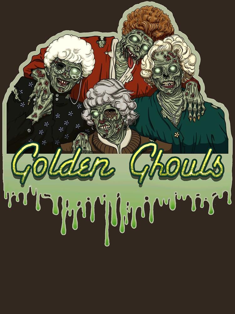 Golden Ghouls | Unisex T-Shirt