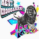 HEY! GROOOOOAR! ★ the lion said ★ by annaOMline