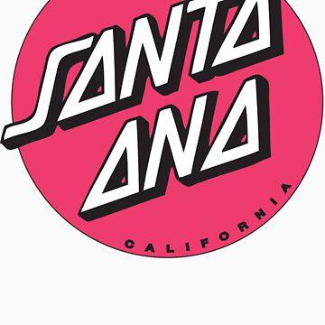 Santa Ana California by robroyneat