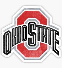 ohio state university osu Sticker