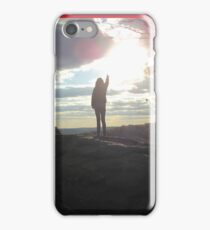 Reach For The Sun iPhone Case/Skin