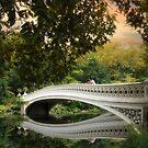 Bow Bridge Reflections by Jessica Jenney