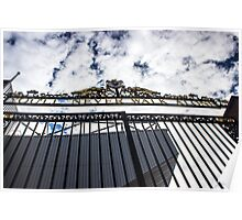 Shankly Gates - Anfield - Liverpool FC Poster