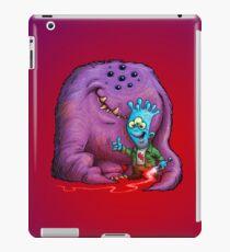 A boy and his Grogg iPad Case/Skin