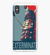 Dalek Case iPhone Case/Skin