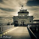 St Kilda's Iconic Pier by James Millward