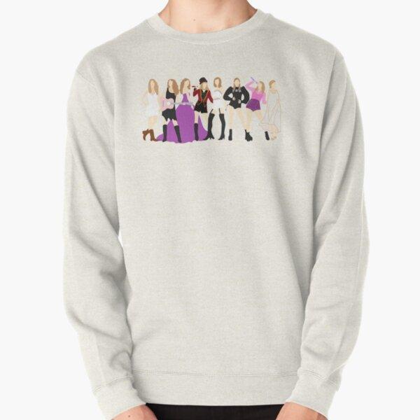 Taylor Swift Eras Pullover Sweatshirt