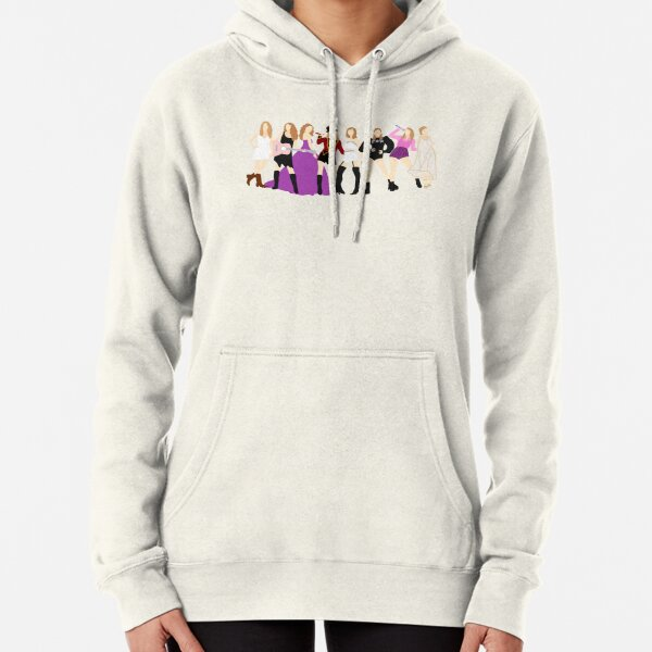 Taylor Swift Eras *INCLUDING FOLKLORE* Pullover Hoodie