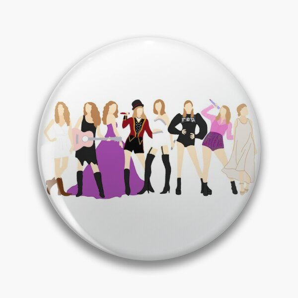 Taylor Swift Eras Badge