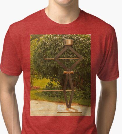 Pot Head Engineer Tri-blend T-Shirt