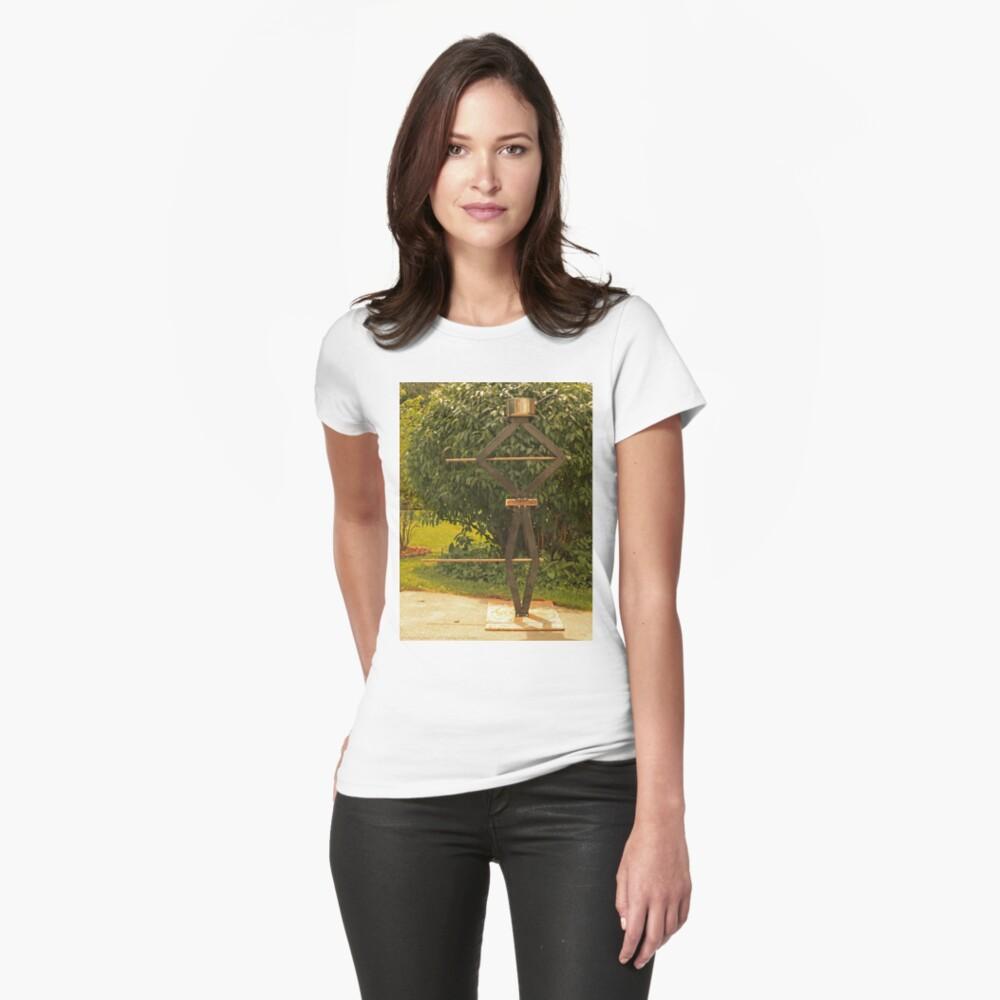 Pot Head Engineer Womens T-Shirt Front