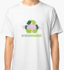 EnvironMental — Recycle Girls Classic T-Shirt