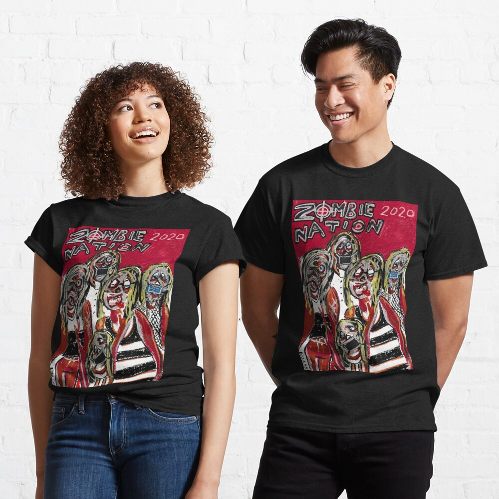 zombie nation 2020 Classic T-Shirt