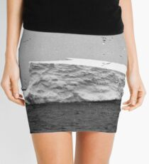 Antarctic Iceberg from Shackleton's Nimrod Expedition, 1908 Mini Skirt