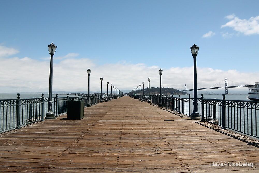 Pier 7 by HaveANiceDaisy