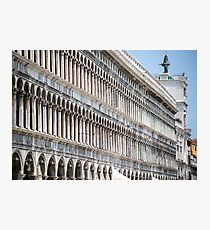 St Marks Square Photographic Print