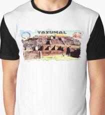 Tazumal Ruta Maya Graphic T-Shirt