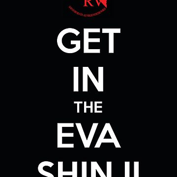 Neon Genesis Evangelion- Get in the Eva Shinji by fengsong