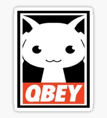 Qbey Sticker