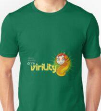 Obesity. Stupidity. Drink Virility. Unisex T-Shirt