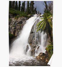 Stevensons Falls Poster