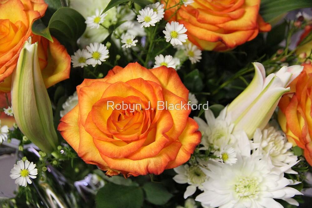 Flowers For A Friend by aussiebushstick