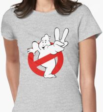 Ghostbusters 2 II Women's Fitted T-Shirt
