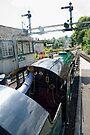 RHDR at Hythe Station by Nigel Bangert
