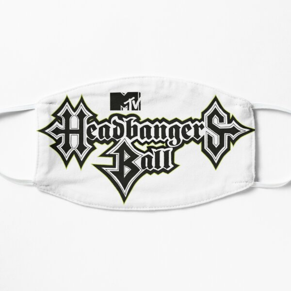 Headbangers Ball logo Mask