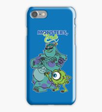 Monsters Ink iPhone Case/Skin